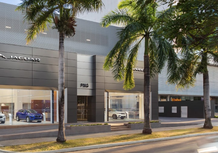 Jaguar KMC